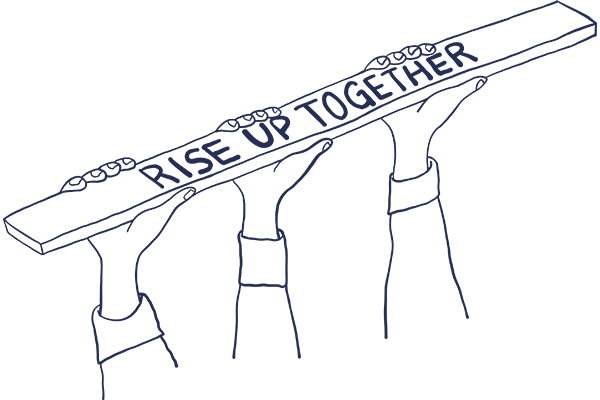 Rise Up together