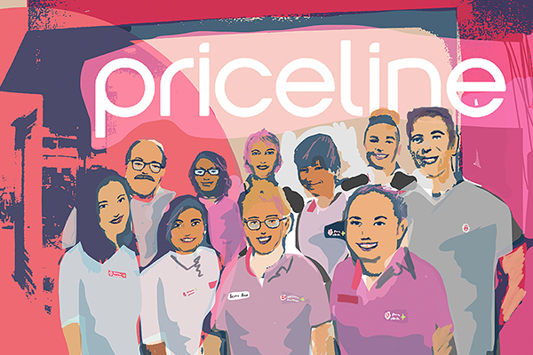 priceline tile